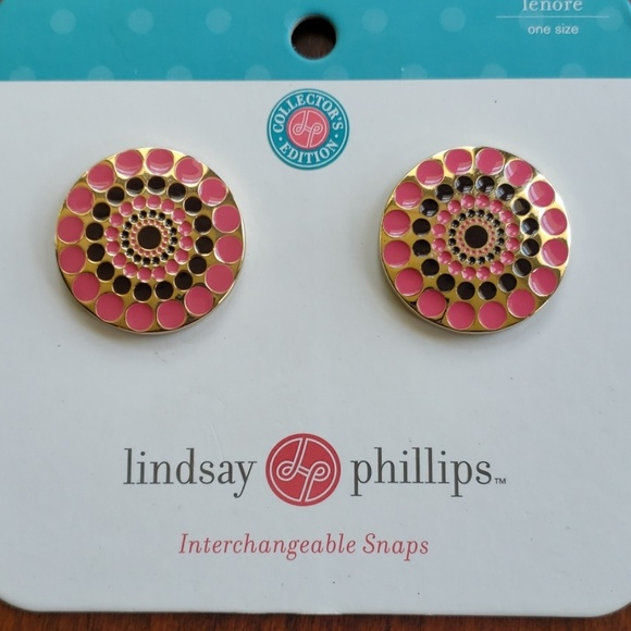 Lindsay Phillips Interchangeable Snaps One Size